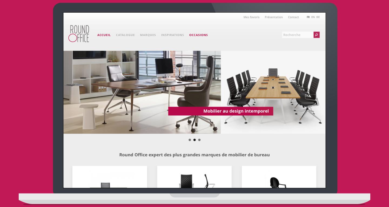 Round Office P Plusproduit Agence Web Gen 232 Ve